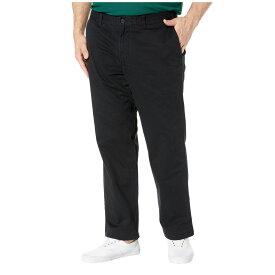 ノーティカ Nautica Big & Tall メンズ ボトムス・パンツ【Big & Tall True Flat Front Pant】True Black