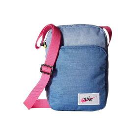 ナイキ Nike レディース バッグ【Heritage Small Items Bag】Indigo Fog/Indigo Storm/Laser Fuchsia