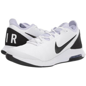 ナイキ Nike レディース テニス シューズ・靴【Air Max Wildcard】White/Black/White/Oxygen Purple