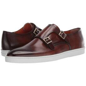 サントーニ Santoni メンズ シューズ・靴 スニーカー【Freemont Sneaker】Brown