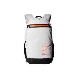ナイキ Nike レディース バッグ バックパック・リュック【Court Tennis Backpack】Vast Grey/Black/Turf Orange