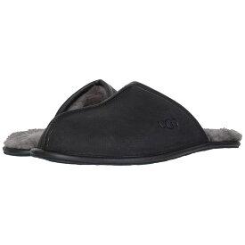アグ UGG メンズ シューズ・靴 スリッパ【Scuff】Black 1