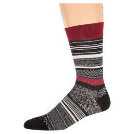 エトロ Etro メンズ インナー・下着 ソックス【Striped Socks】Black