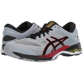 アシックス ASICS メンズ ランニング・ウォーキング シューズ・靴【GEL-Kayano 26】Grey/Black