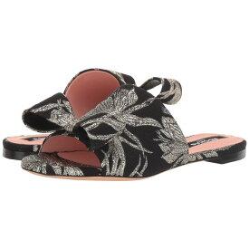 ロシャス Rochas レディース シューズ・靴 サンダル・ミュール【RO33001B】Broccato Ninfee/Nero Oro Softy