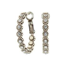 ブライトン Brighton レディース ジュエリー・アクセサリー イヤリング・ピアス【Twinkle Splendor Small Hoop Earrings】Crystal