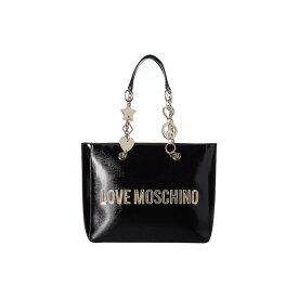 モスキーノ LOVE Moschino レディース バッグ トートバッグ【Logo Tote Bag】Nero