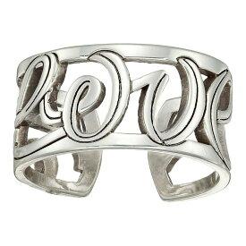 ブライトン Brighton レディース ジュエリー・アクセサリー 指輪・リング【Christo Love Narrow Ring】Silver