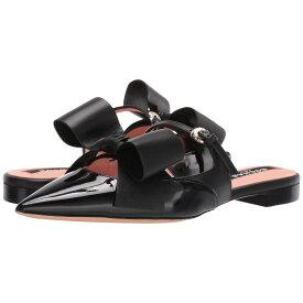 ロシャス Rochas レディース シューズ・靴 スリッポン・フラット【RO33010A】Vernice Nero/Vit. Softy Nero