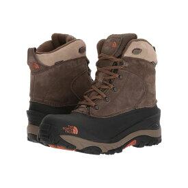 ザ ノースフェイス The North Face メンズ シューズ・靴 ブーツ【Chilkat III】Mudpack Brown/Bombay Orange