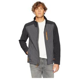 ティンバーランド Timberland PRO メンズ アウター ジャケット【Modern Power Slim Fit Zip Windproof Softshell Jacket】Pewter