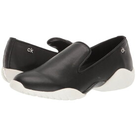 カルバンクライン Calvin Klein レディース シューズ・靴 スニーカー【Lee】Black Eco Smooth