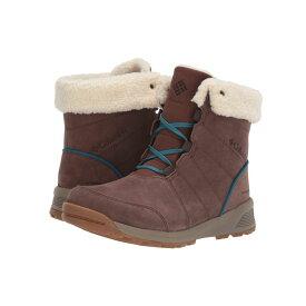 コロンビア Columbia レディース シューズ・靴 ブーツ【Maragal Waterproof】Espresso MHW/Lagoon