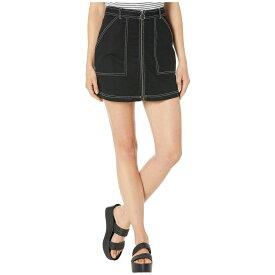 ヴァンズ Vans レディース スカート【In The Know Skirt】Black
