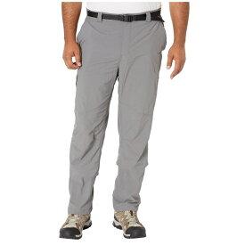 コロンビア Columbia メンズ ボトムス・パンツ【Big & Tall Silver Ridge(TM) Cargo Pant】City Grey