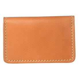 フィルソン Filson レディース カードケース・名刺入れ【Card Case】Tan Leather