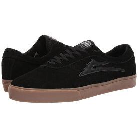 ラカイ Lakai メンズ シューズ・靴 スニーカー【Sheffield】Black/Gum Suede