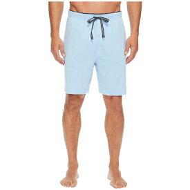 ノーティカ Nautica メンズ インナー・下着 パジャマ・ボトムのみ【Knit Sleep Shorts】Noon Blue