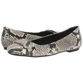 カルバンクライン Calvin Klein レディース シューズ・靴 スリッポン・フラット【Oneta】Natural Two-Tone Snake