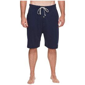 ノーティカ Nautica Big & Tall メンズ パジャマ・ボトムのみ 大きいサイズ ショートパンツ インナー・下着【Big & Tall Knit Sleep Shorts】Maritime Navy