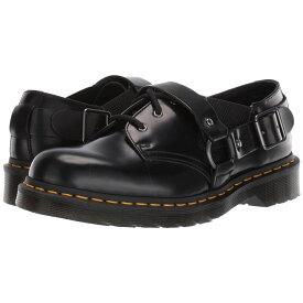 ドクターマーチン Dr. Martens レディース ローファー・オックスフォード シューズ・靴【Fulmar】Black Polished Smooth
