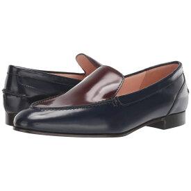 ジェイクルー J.Crew レディース ローファー・オックスフォード シューズ・靴【Two Color No Tab Academy Loafer】Navy