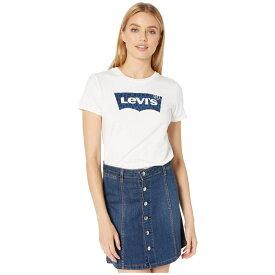 リーバイス Levi's Womens レディース Tシャツ トップス【The Perfect Tee】Leopard Print Batwing