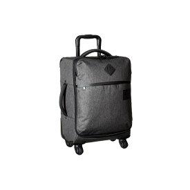 ハーシェル サプライ Herschel Supply Co. レディース スーツケース・キャリーバッグ バッグ【Highland Carry-On】Black Crosshatch