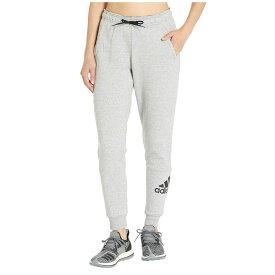 アディダス adidas レディース ボトムス・パンツ 【Must Have Badge of Sport Pants】Medium Grey Heather