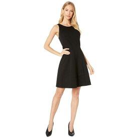 ケイト スペード Kate Spade New York レディース ワンピース ワンピース・ドレス【Paneled Ponte Dress】Black