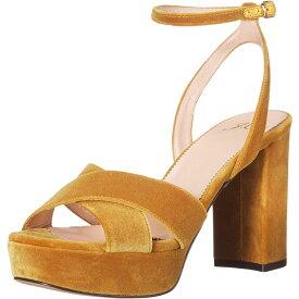 ジェイクルー J.Crew レディース サンダル・ミュール シューズ・靴【Cross Strap Platform Sandal】Gilded Amber
