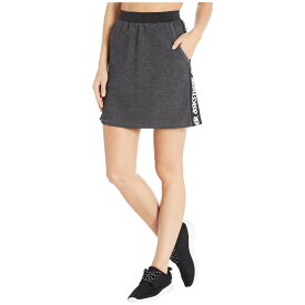 アシックス ASICS Tiger レディース ミニスカート スカート【Sweat Mini Skirt】Performance Black