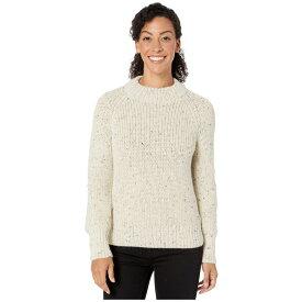 フィルソン Filson レディース ニット・セーター トップス【Alpaca Wool Shaker Sweater】Greige