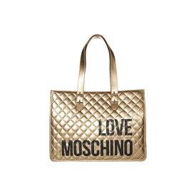 モスキーノ LOVE Moschino レディース トートバッグ バッグ【Love Shopping Bag】Platinum