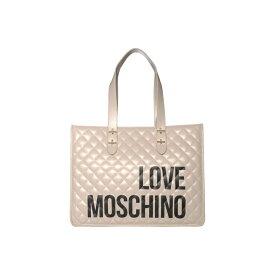 モスキーノ LOVE Moschino レディース トートバッグ バッグ【Love Shopping Bag】Ivory
