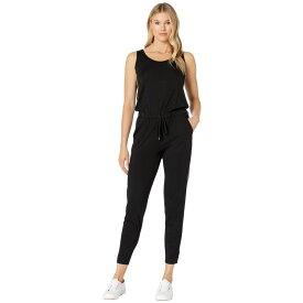ラルフ ローレン LAUREN Ralph Lauren レディース オールインワン ジャンプスーツ ワンピース・ドレス【Sleeveless Jumpsuit】Polo Black