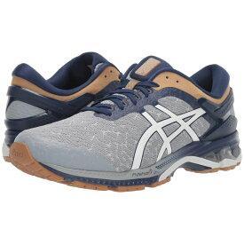 アシックス ASICS メンズ ランニング・ウォーキング シューズ・靴【GEL-Kayano 26】Glacier Grey/Glacier