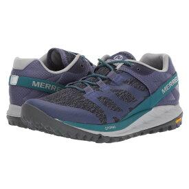 メレル Merrell レディース ランニング・ウォーキング シューズ・靴【Antora】Crown Blue