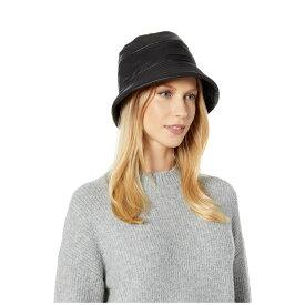 アグ UGG レディース ハット バケットハット 帽子【Reversible All Weather Bucket Hat】Black