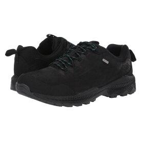 メレル Merrell メンズ ランニング・ウォーキング シューズ・靴【Forestbound Waterproof】Black