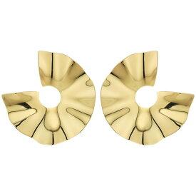 ジェイクルー J.Crew レディース イヤリング・ピアス ジュエリー・アクセサリー【Vera Wave Earrings】Burnished Gold