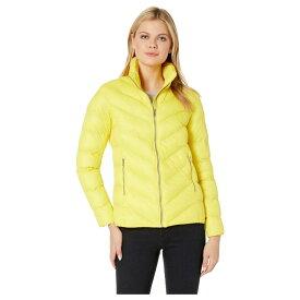 ラルフ ローレン LAUREN Ralph Lauren レディース ダウン・中綿ジャケット アウター【polyfill jacket】Regatta Yellow