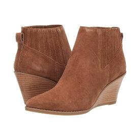 カルバンクライン Calvin Klein レディース ブーツ シューズ・靴【tabby】Russet Leather Suede Cipro