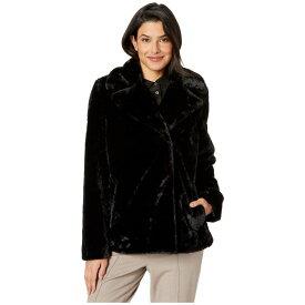 アグ UGG レディース コート アウター【rosemary faux fur jacket】Black
