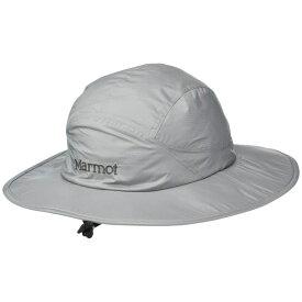 マーモット Marmot メンズ ハット サファリハット 帽子【PreCip Eco Safari Hat】Grey Storm