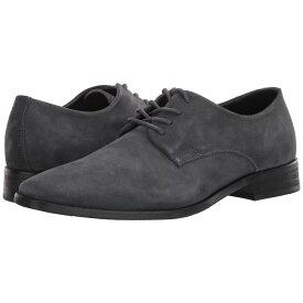 カルバンクライン Calvin Klein メンズ 革靴・ビジネスシューズ シューズ・靴【Ramses】Grey Calf Suede