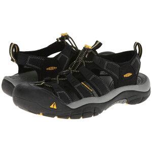 キーン KEEN メンズ サンダル シューズ・靴【Newport H2】Black