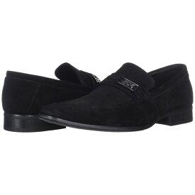 カルバンクライン Calvin Klein メンズ ローファー シューズ・靴【Bartley】Black Suede
