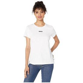 リーバイス Levi's Premium レディース Tシャツ トップス【The Perfect Tee】White