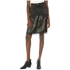 メゾン マルジェラ MM6 Maison Margiela レディース スカート 【Skirt】Black